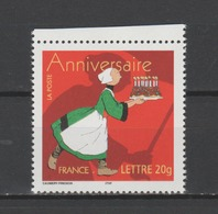 FRANCE / 2005 / Y&T N° 3778 ** : Anniversaire (Bécassine) TVP LP De Feuille BdF Haut - Gomme Intacte - France