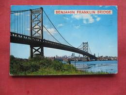 Benjamin Franklin Bridge   New Jersey > Camden -ref    3571 - Camden