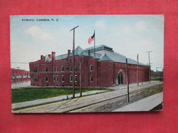 Armory   New Jersey > Camden -ref    3571 - Camden