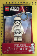 LEGO STAR WARS DISNEY PORTACHIAVI NEW BLISTER LEDLITE - Figurines