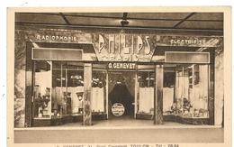 MAGASIN . PHILIPS . GENEVET 7 QUAI CRONSTADT . PUBLICITE - Toulon