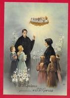 CARTOLINA VG ITALIA - Santuario Santa Bartolomea CAPITANIO E Vincenza GEROSA - Suore Di Carità - 10 X 15 - 1975 - Santi