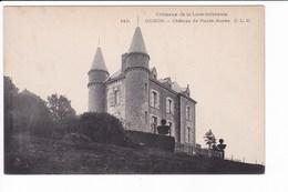 145 - OUDON - Château De Haute-Roche   C.L.C. - Oudon
