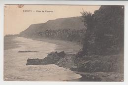 CC 202 /   TAHITI  /  Côtes  De    PAPENOO - Polinesia Francese
