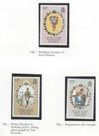 Falkland Islands, 1981, MNH, Royal Wedding Prince Charles & Lady Diana - Falklandeilanden