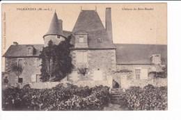 INGRANDES - Château Du Bois-Baudet - Oudon