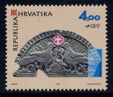 CROATIA 1994 Christian Archaeology Congress  MNH / **.  Michel 294 - Kroatien