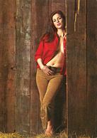 SEXY / ÉROTISME - PIN-UP / HALF NAKED YOUNG WOMAN / JEUNE FEMME PRESQUE NUE - EDIZIONI SAEMEC / ITALIA (ac710) - Beauté Féminine D'autrefois (1941-1960)