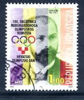 CROATIA 1994 International Olympic Committee  Used.  Michel 292 - Croazia