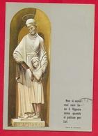 CARTOLINA VG ITALIA - Santa Bartolomea CAPITANIO - Pannello Buttafava - Suore Di Carità - 10 X 15 - 1965 - Santi