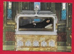 CARTOLINA VG ITALIA - Urna Di Santa Vincenza GEROSA - Santuario Di Lovere - Suore Di Carità - 10 X 15 - 1966 - Santi