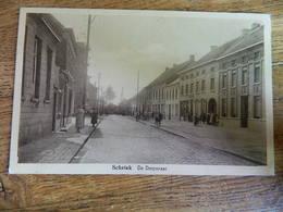 SCHRIEK: DE DORPSTRAAT-ANIMEE-1947 ?? - Belgique