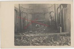 Cerny En Laonnois - Kirche Eglise Altar - Infanterie Regiment Nr.74  - Carte  Photo Allemande  (1914-1918) - Other Municipalities