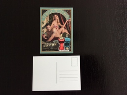 Carte JPGaultier Format Postale - Cartas Perfumadas