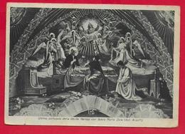 CARTOLINA VG ITALIA - Ultimo Colloquio Della Beata GEROSA Con Suora Maria Zoia - Ditta P. Marzari Schio - 10 X 15 - 1949 - Santi