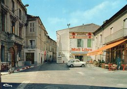 QUISSAC - Place Charles Mourier - Quissac