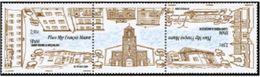 "SPM YT 953 & 954 Triptyque "" Page Mgr Maurer "" 2009 Neuf** - St.Pierre & Miquelon"