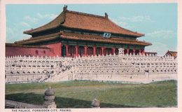 Chine Pékin, The Palace, Forbiden City, Peking (877) - China
