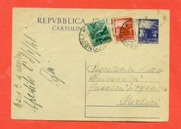 INTERI POSTALI-C133 - 6. 1946-.. Republik