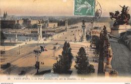 75-PARIS LE PONT ALEXANDRE III-N°2241-A/0165 - Frankrijk