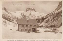 VALLESTRETTA - RIFUGIO ALPINI - Italië