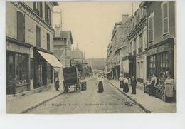 GARCHES - Boulevard De La Station - Garches