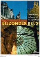 Bijzonder België - 100 Unieke Cultuurtrips In Eigen Land - De Moor P. - Storia