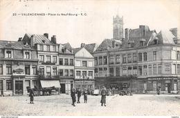 59-VALENCIENNES-N°2242-G/0039 - Valenciennes