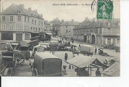 TILLY SUR SEULLES   Le Marche 1908 - France