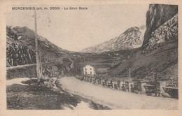 MONCENISIO - LA GRAN SCALA - Italia