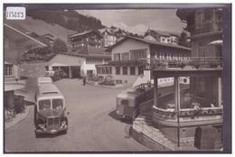 ADELBODEN - POST UND POSTAUTO - AUTOCAR POSTAL - TB - BE Berne