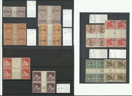 Algérie Lot De Millésimes Neufs ** MNH, Cote YT + 130€ - Algeria (1924-1962)