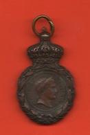 Francia Napoleone I° Sant Elena Empereur Médaille De Saint-Hélène Les Campagnes 1792 A 1815 Napoleon - Medaglie