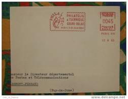 EMA Philatec 1964 Paris - Briefmarkenausstellungen