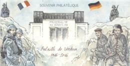 TIMBRE - FRANCE - BLOC SOUVENIR - Bataille De VERDUN - Blocs Souvenir
