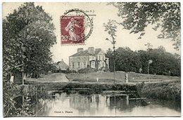 YVIGNAC ( LA TOUR ) Château De Kermaria - Voyagé 1925 - Autres Communes