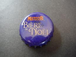 Capsule De Bière METEOR De Noël - Alsace - Bier