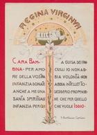 CARTOLINA VG ITALIA - Regina Verginum - S. Bartolomea CAPITANIO - Suore Di Carità - 10 X 15 - 1967 - Santi