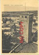 Bazzano, Bologna, 1930, Torre E Panorama Parziale. - Bologna