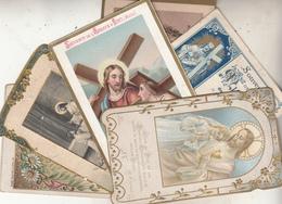 5 Images Religieuses - Imágenes Religiosas