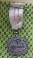 "Medaille :Netherlands  - Merwesteyn ""n Randstadeditie - Parthenon. / Vintage Medal - Walking Association - Professionals/Firms"