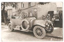Delaunay Belleville - 1919 - Wiesbaden - Allemagne - Militaire - Prisonnier - Autres