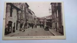 Carte Postale ( Y2 ) Ancienne De Rivière Sur Tarn , Route Des Gorges Du Tarn - France