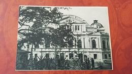 Ukraine. KHARKOV / Kharkiv.  Academic Theater - Old Soviet Postcard 1955 - Ukraine