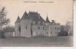 LANDES - DOAZIT - Château De Candale - Sonstige Gemeinden