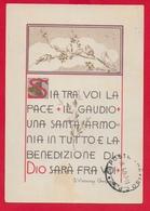 CARTOLINA VG ITALIA - Sia Tra Voi La Pace ... - S. Vincenza GEROSA - Suore Di Carità - 10 X 15 - 1967 SILEA - Santi