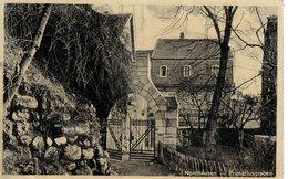 Nordhausen  - Primariusgraben 1936 - Nordhausen