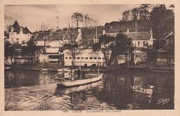CAEN :  Le Passeur Sur L'Orne En 1936 - Caen