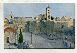 PALESTINE - AK 360748 Bethlehem - Geburtskirche - Palestine