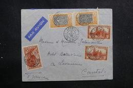 CÔTE D'IVOIRE - Enveloppe De Gagnoa Pour La France En 1938  Affranchissement Plaisant - L 40875 - Costa De Marfil (1892-1944)